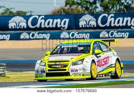 2015 Fia World Touring Car Championship