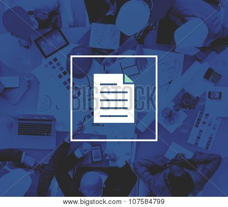 Note Notepaper Pad Notice message Write Concept
