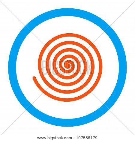 Hypnosis Rounded Vector Icon