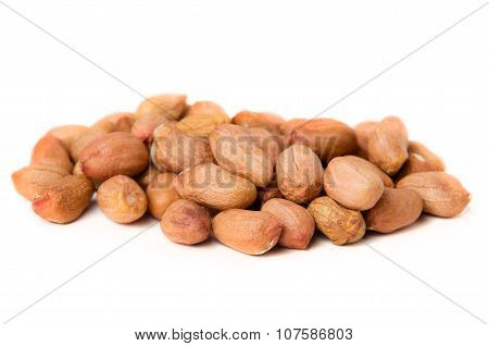 Heap Of Groundnuts