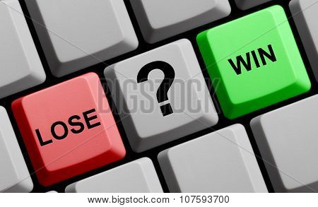 Lose Or Win Online