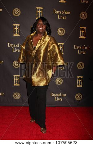 LOS ANGELES - NOV 7:  Aloma Wright at the Days of Our Lives 50th Anniversary Party at the Hollywood Palladium on November 7, 2015 in Los Angeles, CA