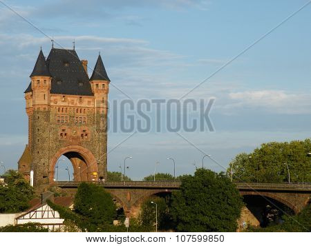 Bridge of Nibelungs in Worms