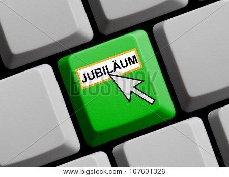 Jubilee Online In German Language