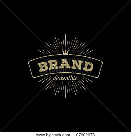 Brand Sign Template
