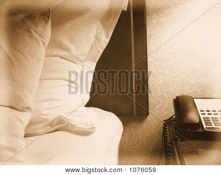 Hotel Room Scene