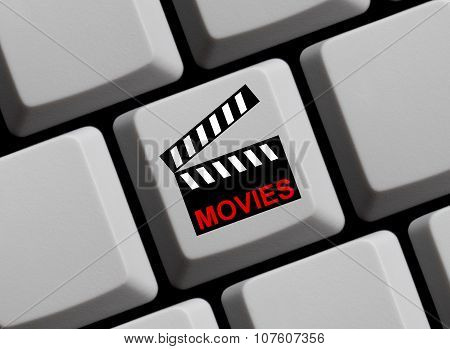 Clapperboard: Movies Online