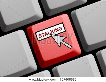 Computer Keyboard: Stalking