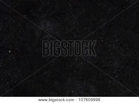 Space Background With Star Field. Real Astronomic High Quality Picture Taken Using Telescope.