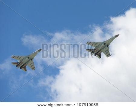 Su-35 Flanker-e +