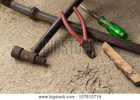 The Carpenter Tools