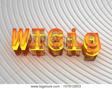 WIGig (Wireless Gigabit) sign