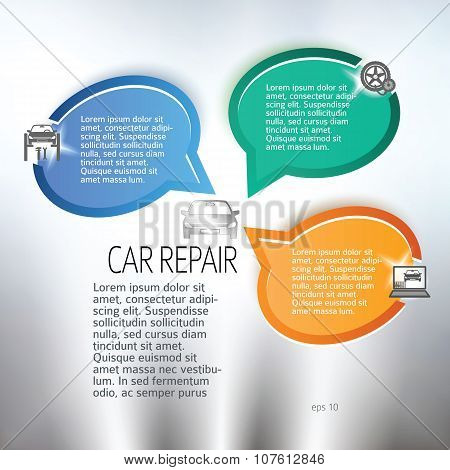 Auto-repair-and-car-service-background-layout-flyers-page
