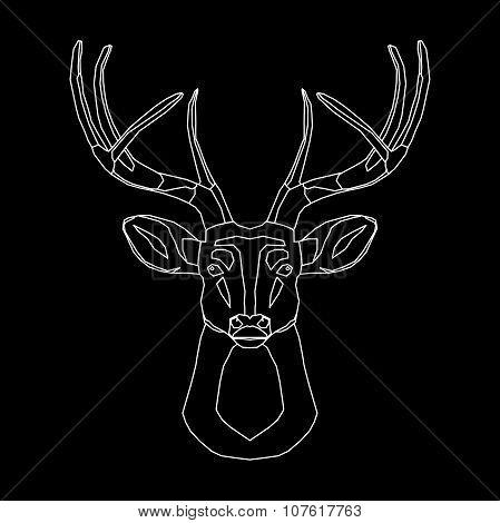 Line Deer