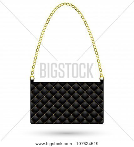 Black Clutch Bag For Women