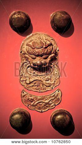 Oriental Door Handle