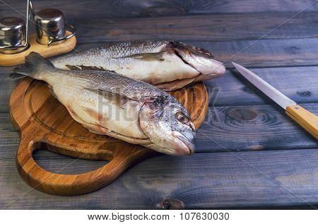 Dorado Fish Food