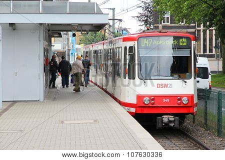 Germany Public Transport
