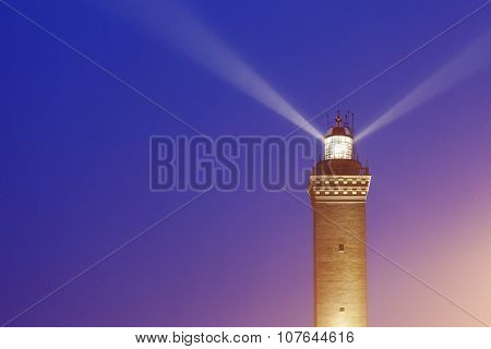 Lighthouse Of Genoa