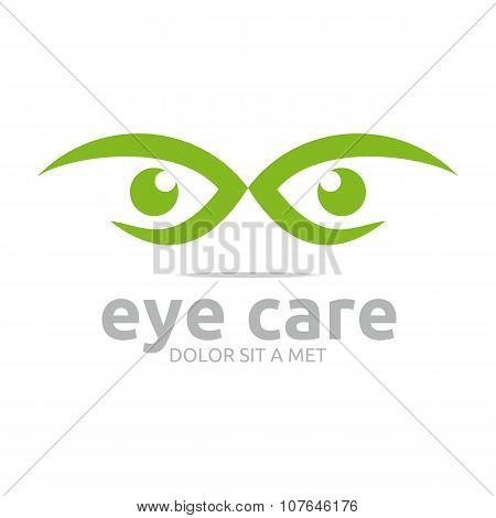 Logo Eye Care