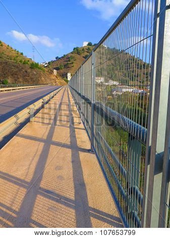 Bridge Guard Fence