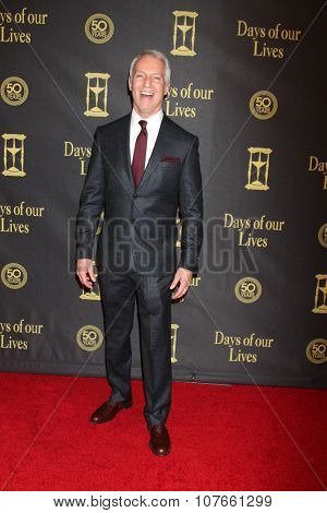 LOS ANGELES - NOV 7:  Greg Meng at the Days of Our Lives 50th Anniversary Party at the Hollywood Palladium on November 7, 2015 in Los Angeles, CA