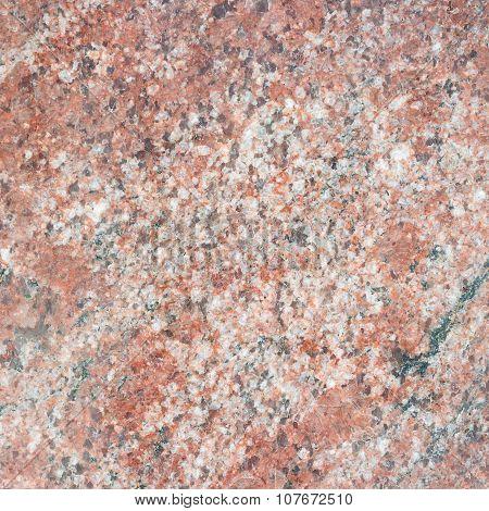Granite Stone Wall Texture.