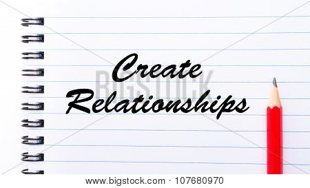 Create Relationships