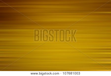 Gold Background Texture, Luxury Gold Background With Streaks Of Blurred Striped Texture And Faint Or