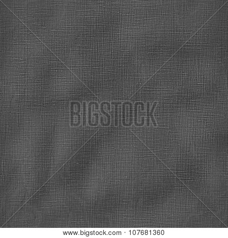 Grey empty canvas texture for background