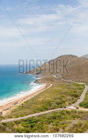 Hills On St Kitts