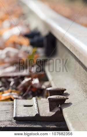 Railroad Track Part