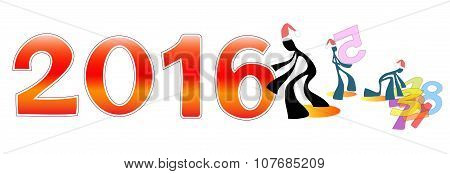 New Year Change Number