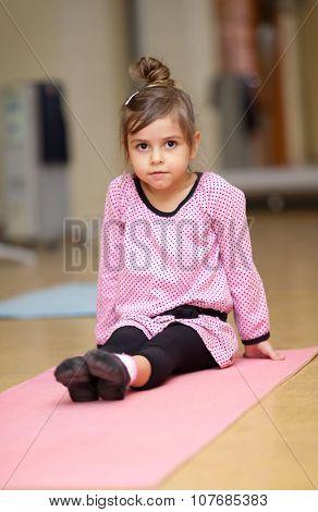 Little Girl, Fitness
