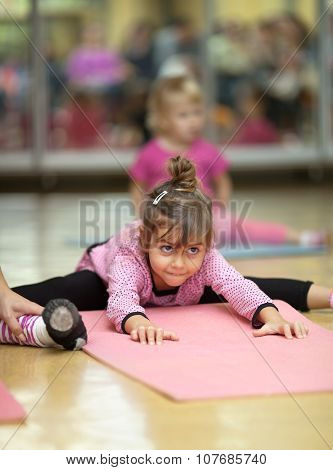 Little Girl, Fitness
