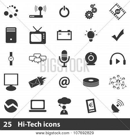 Hi-tech icons set. Hi-tech icons. Hi-tech icons art. Hi-tech icons web. Hi-tech icons new. Hi-tech icons www. Hi-tech icons app. Hi-tech icons big. Hi-tech set. Hi-tech set art. Hi-tech set web. Hi-tech set new