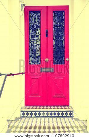 Retro Door