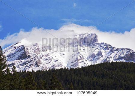 Cascade summit