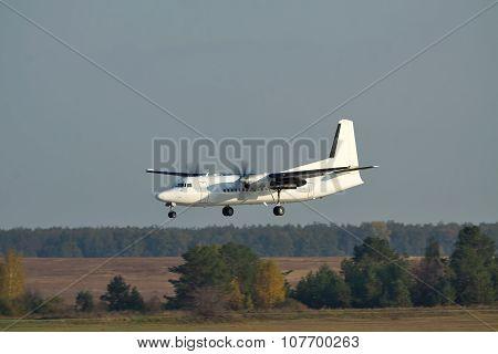 Regional Passenger Plane