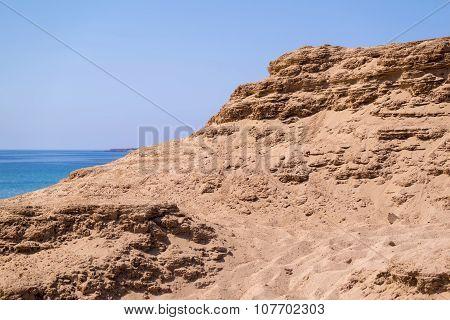 Big High Sandy Hill Or Barkhan