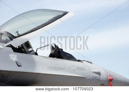 Fighterjet Cockpit