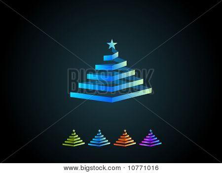 Spiral Christmas Tree