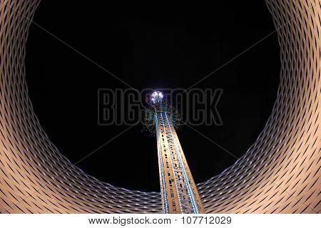 Carnival Amusement - Modern, Luna Park
