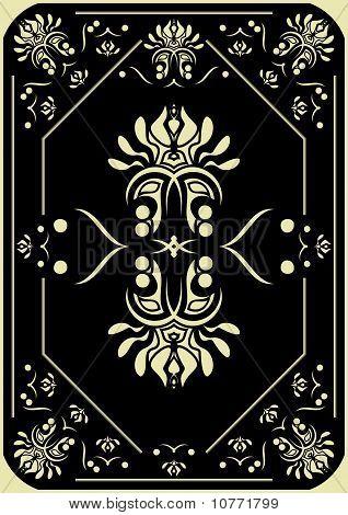Design de cartão.