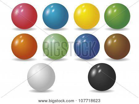 Shiny Balls