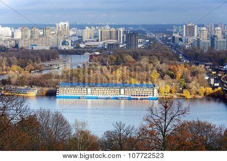 Autumn in Kiev