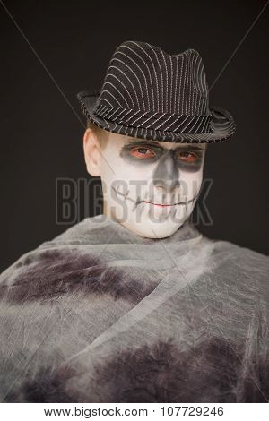 Spooky Halloween Costume