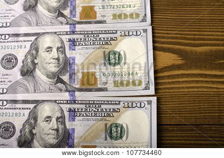 Three Notes With Par Value Of $ 100.