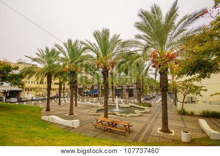 Hanamal Street, Haifa