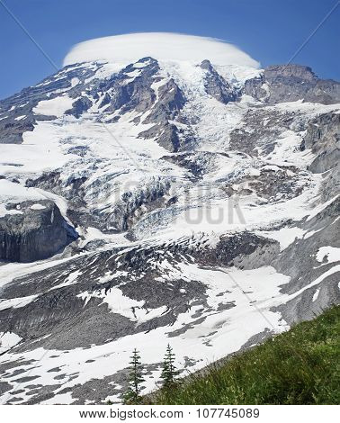 Mount Rainier - Side